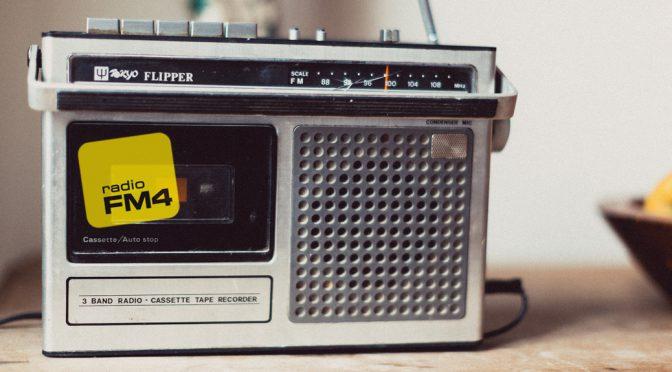Gebrüder Moped im Freibad auf Radio FM4