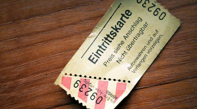 Termine & Tickets
