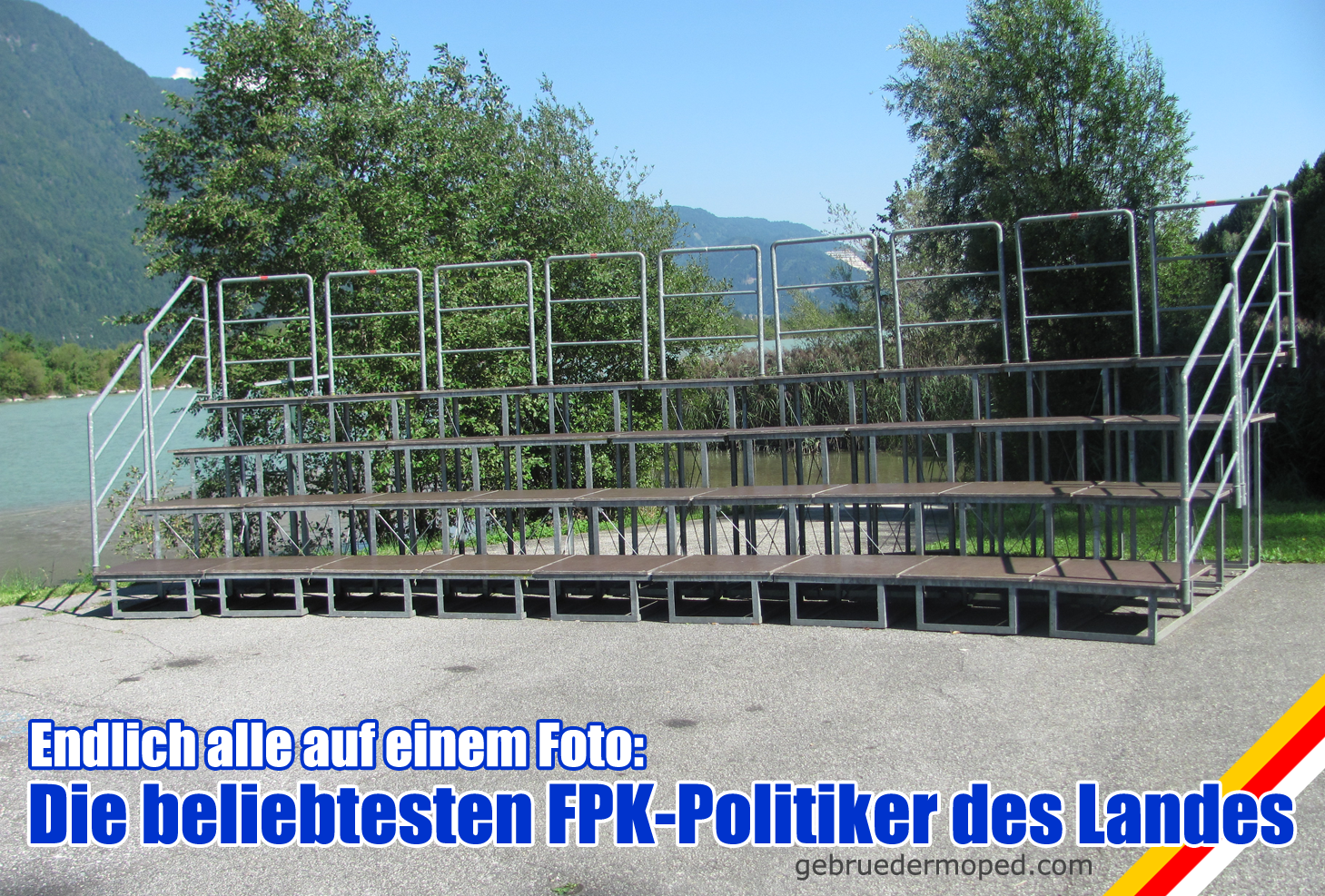 Die beliebtesten FPK-Politiker des Landes
