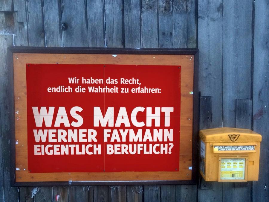Was macht Werner Faymann eigentlich beruflich? (Quelle: gebruedermoped.com)