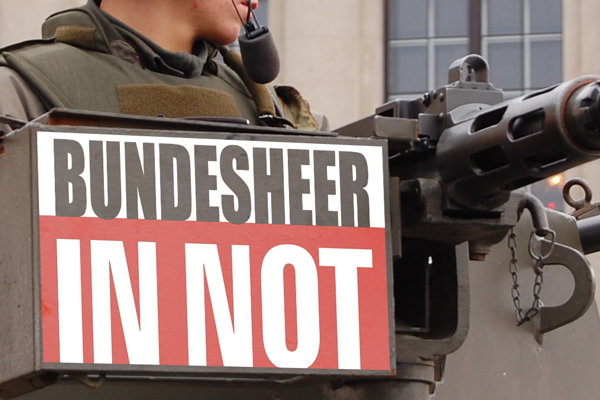 Foto: Bundesheer in Not
