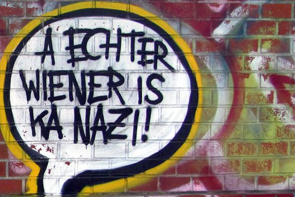 A echter Wiener is ka Nazi