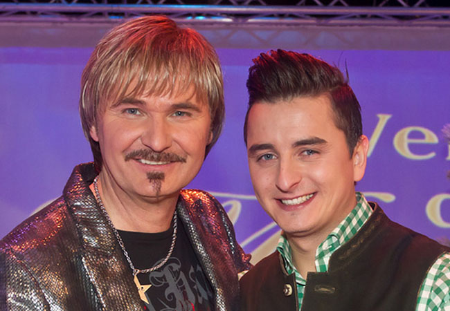 Andreas Gabalier & Nik P.