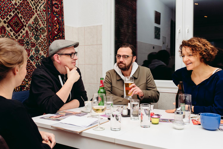 Mit der Wiener Vielfalt im Purple Eat. Foto: Igor Ripak